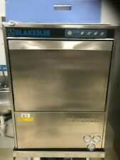 Blakeslee Commercial Dishwasher Uc-18 with stand, used 3 months only