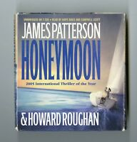 Honeymoon: by James Patterson - Audiobook 7CDs