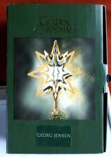 """Georg Jensen-Top """"Star""""- Christmas Collectibles- Spitzenstern- mit OVP"""
