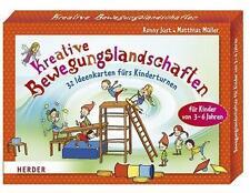 Fantasievolle Bewegungslandschaften von Ronny Just und Matthias Müller (2015,...