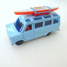 Siku V 264/ 334 Ford Transit  mit Boot ohne OVP #4087