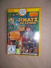 Der Schatz der Azteken / Der Stein der Weisen (PC, 2011, DVD-Box) / 2 Topspiele