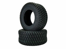 (2) 16x6.50-8 Turf Tires 4 Ply Turf Master Tread