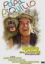 PAPA PIQUILLO CINE ESPAÑOL COMEDIA HUMOR PELICULAS DVD NUEVO CAJA CARTON R2