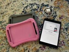 Apple iPad mini 3 64GB, Wi-Fi + Cellular AT&T Unlocked Space Gray