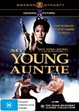 MY YOUNG AUNTIE DVD martial arts movie in English language SEALED R4~