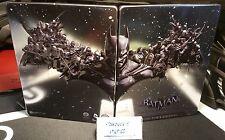Batman Arkham Origins Collectors Edition steelbook steel metal case PS3