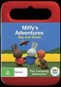 Miffy's Adventures Big and Small: The Camping Adventure..REG 4..NEW & SEALED  V4