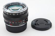 2765#GC Zeiss C Sonnar T 50mm F/1.5 MF ZM Lens Leica Excellent