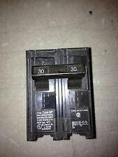 Q230 30 Amp, 2 Pole, 120/240 Volt, Molded Case Circuit Breaker Siemens