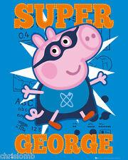CIALDA per torta PEPPA PIG George ostia compleanno