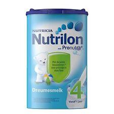 Nutrilon 4 standard 5 x 28 oz (5x800 gram) 100% original Dutch Baby Powder Milk