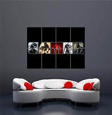 XBOX ONE ps3 ps4 GIOCO PER PC GAMER NUOVO GIGANTE Wall Art Print PICTURE POSTER oz1190