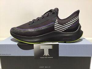 Nike Zoom Winflo 6 Shield ~ BQ3191 002~ Uk Size 7 ~ Euro 41