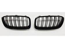 BMW F30 F31 3 Series Kidney Grill Grille Gloss Black Twin Bar M3 Look Sport
