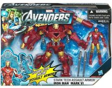 Avengers Movie Series Stark Tech Assault Armor Iron Man Mark VI Action Figure