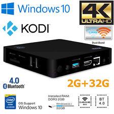 Beelink Z83II Windows 10 2G 32G Mini PC 4K Smart TV Box Intel z8350 Dual WiFi BT