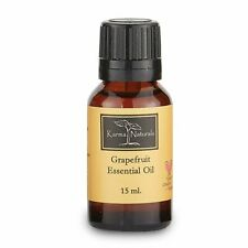 "Unisex Grapefruit Essential Oil Karma Organic 100% Pure Therapeutic Grade ""15ml"""