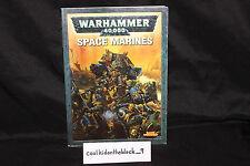 Warhammer 40,000 40K Space Marines (2004) Games Workshop Codex Paperback G/VG