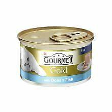 Gourmet Gold Ocean Fish - 85g - 573305