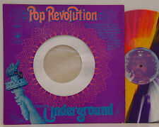 Various pop révolution from the underground vg + # q