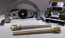 Brass 3ba Mount Borchie Dadi LUCAS CW1 CWH CWX Wiper Motore Land Rover Serie 1 80