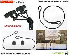 Crossbow String Combo Pack Xbow Puller, Stringer, Rail Lube & 120-175lb String