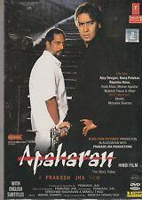 Apaharan - nana Patekar   [Dvd] 1st Edition