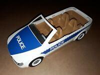 PLAYMOBIL  voiture de police provenant du set 5184
