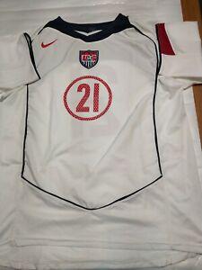 Rare Landon Donovan  U.S. National Team Jersey Nike 2004 Size XL #21