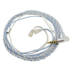 0.75mm Headphones Remote Control Cable Line Wire for Ue Tf10 Tf15 5Pro Sf3 5Eb