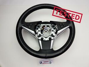 ✅✅✅BMW 5 SERIES E60 E61 Sport steering wheel FROM ON 05/09 HEATED FUNCTION