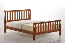 Doppelbett aus Eiche