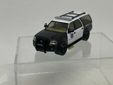 RIVER POINT 1:87 Ford Expedition Police Special Wheels Pp Tuning