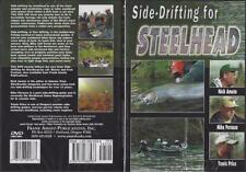 Side Drifting for Steelhead Salmon Free Drifting Advanced Tips Tactics DVD NEW