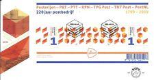 Nederland - FDC 781 220 jaar Postbedrijf