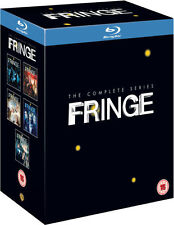 Fringe - The Complete Series (Blu-ray) Season 1 2 3 4 5