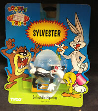 LOONEY TUNES SYLVESTER COLLECTIBLE FIGURE TYCO WARNER BROTHERS BUGS BUNNY TWEETY