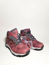 Womens Keen Innate Leather Mid Hiking Shoes Boots EU 37.5 US 7 UK 4.5 Waterproof