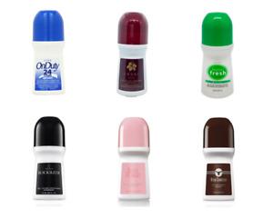 AVON Deodorant Roll On 2.6 oz Antiperspirants For Women and Men