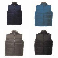 Manteaux et vestes en polyamide sans manches pour homme