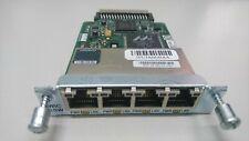 Cisco HWIC-4ESW Ethernet Interface