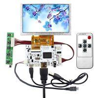 """HD MI Board With 5"""" 800x480 LCD Screen Fit To Raspberry Pi HD MI Input Board"""