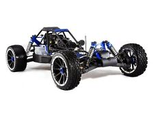 Redcat Racing Rampage Dunerunner V3 1/5 Scale Gas Buggy Black Blue RC Car 4X4