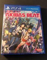 Akiba's Beat (PS4) NEW