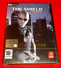 THE SHIELD THE GAME Pc Versione Ufficiale Italiana ○ NUOVO - FD