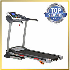 Sunny Health & Fitness treadmill, Shock Absorption and Incline