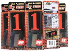5ct Ez View Solar Powered No Bulb 10 Illuminated House Numbers Glows All Night