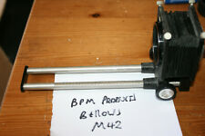 Vintage BPM Macro Extension Bellows for M42 Screw Mount Camera