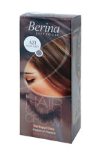 Berina A21 Permanent Hair Dye Cream - Light Grey